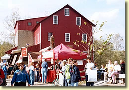 The Parke County Covered Bridge Festival